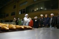 İSTANBUL HALK EKMEK - ESER'li Öğrenciler İstanbul Halk Ekmeği Ziyaret Etti