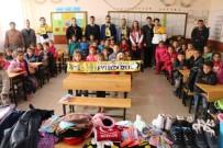 GENÇ FENERBAHÇELİLER - Genç Fenerbahçelilerden Harranlı Öğrencilere Yardım