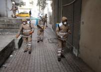 KıŞLAK - Haliliye Belediyesi Kışlak Mücadelesi Başlattı