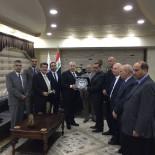 BAĞDAT BÜYÜKELÇİSİ - İhracatçılar Irak'ta Başarılı İş Bağlantılarına İmza Attı