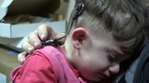 İŞİTME CİHAZI - İlk Kez Duyan Bebek, Ağlayarak Tepki Verdi