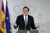 KATALONYA - İspanya Başbakanı Rajoy'dan 'Diyaloga Hazırım' Mesajı