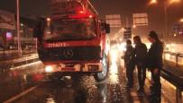 E-5 KARAYOLU - İtfaiye Ekipleri Göreve Giderken Kaza Yaptı Açıklaması 6 Yaralı