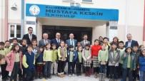 HÜSEYIN ÖNER - Kaymakam Hüseyin Öner Mustafa Keskin İlkokulunda Öğrencilerle Kitap Okudu