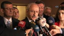 RIZA SARRAF - Kılıçdaroğlu Açıklaması 'BM'nin Kararı Çok Önemli Bir Karar'