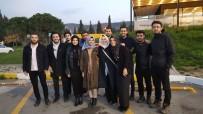 SELIMIYE CAMII - Kocaeli'nin Genç Doktor Adaylarına Edirne Gezisi