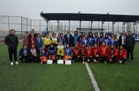 SAĞLIK MESLEK LİSESİ - Malatya Spor Lisesi Kızlarda Ve Erkeklerde Şampiyon Oldu