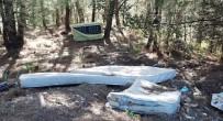 ORMAN MÜDÜRLÜĞÜ - Marmaris Ormanları Çöplüğe Döndü