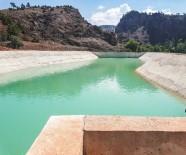 KıŞLA - Mersin Mut Kurtsuyu Sulaması Projesinin Yüzde 78'İ Tamamlandı