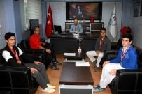 ALI AYDıN - Mersinli Okçulardan Türkiye Birinciliği
