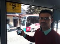 ÜCRETSİZ İNTERNET - Niğde Belediyesi Otobüslerde 'Ücretsiz İnternet' Dönemini Başlattı