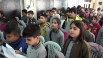 MİTHAT PAŞA - Öğrenciler Okulları İçin Marş Yazdı