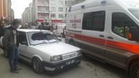 MUHSİN YAZICIOĞLU - Otomobil Yayaya Çarptı