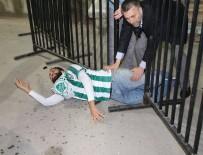 BURSA VALİLİĞİ - Taraftarın Kör Olan Tek Gözüne 376 Bin Lira Tazminat