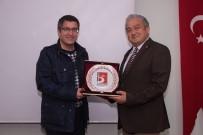 ROBOTLAR - Prof. Dr. Bülent Yılmaz Bilim Ve Kültür Sohbetleri'nin Konuğu Oldu