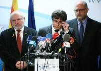 KATALONYA - Puigdemont, İspanya'ya Görüşme Çağrısında Bulundu