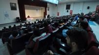 AHMET KELEŞOĞLU EĞITIM FAKÜLTESI - Senarist Nevin Şahin NEÜ'de Öğrencilerle Buluştu
