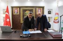 Seydişehir Belediyesi Ve Denetimli Serbestlik Müdürlüğü Protokol İmzaladı