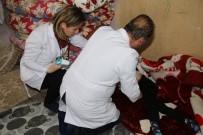 Siirt'te Yaşlı Ve Engellilere Evde Bakım Hizmeti