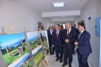 Sinop Valisi Kurumları Gezdi