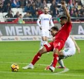 SERKAN ÇıNAR - Süper Lig Açıklaması Antalyaspor Açıklaması 1 - Aytemiz Alanyaspor Açıklaması 1 (İlk Yarı)