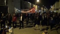 Suriyeli Türkmenler Sarıkamış Şehitlerini Andı