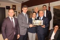 KUŞADASI BELEDİYESİ - TBB Başkanı Feyzioğlu, Kuşadalılarla Buluştu