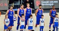 MEHDI - THY Euroleague Açıklaması Anadolu Efes Açıklaması 58 - Olympiakos Açıklaması 61