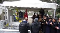 MAHMUT USLU - Ziya Songülen'in Kabrine Anıt Yapıldı