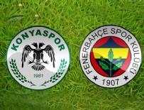 MEHDI - A.Konyaspor 1-1 Fenerbahçe