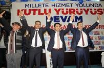 MEHMET TOPÇU - AK Parti Erdemli'de Topçu İle Devam Dedi