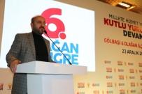 EMRULLAH İŞLER - AK Parti Gölbaşı İlçe Başkanlığı 6. Olağan Kongresi Yapıldı