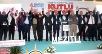 FıNDıKPıNARı - AK Parti Mezitli'de Gültekin Yeniden Seçildi