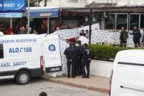 GÖKÇELER - Antalya'daki Restoran Cinayeti