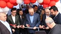 ŞEKERHANE MAHALLESİ - Bakan Çavuşoğlu, Alanya'da Dernek Açılışına Katıldı