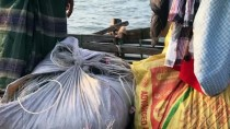 YAŞAM ŞARTLARI - Bambudan Tekneyle Okyanusta 'Ekmek' Kavgası