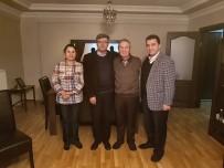 AHMET ÜNAL - Başkan Bakıcı'dan Hasta Ve Esnaf Ziyaretleri