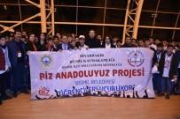 DİYARBAKIR VALİLİĞİ - Başkan Gülenç İlk Öğrenci Kafilesini Çanakkale'ye Uğurladı