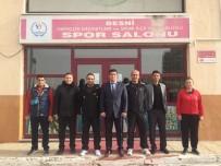 AHMET GENCER - Besni İlçesinde Gençlik Ve Spor Kulübü Kuruldu