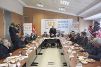 Bolu'da 'Şehirlerin Ekonomik Beklentileri Forumu' Düzenlendi