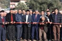 İSABEYLI - Bozyurt Köprüsü'nün Açılışı Yapıldı