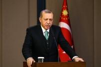 MEZHEP - Cumhurbaşkanı Erdoğan'dan Noel Mesajı