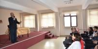 OSMAN COŞKUN - ETÜ Rektörü Prof. Dr. Muammer Yaylalı Lise Öğrencileriyle Buluştu