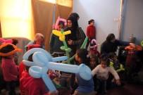 LAZKİYE - İHH'dan Yetimlere Kış Yardımı