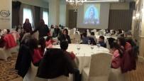 VAN YÜZÜNCÜ YıL ÜNIVERSITESI - Lösemili Çocuklar Yeni Yılı Erken Kutladı