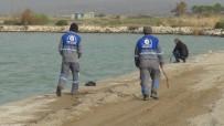 KıZıLAĞAÇ - Manavgat'ta Alabora Olan Teknede Kaybolan Vatandaşı Arama Çalışmaları Sürüyor