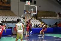 LEVENT DEVRIM - Manisa BBSK Basketbolda Da İddialı