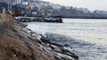 Marmara Denizi'nde Poyraz Etkisini Sürüyor