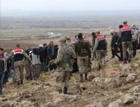Mezarlarını yerinde bulamayan köylülerin korkunç iddiası