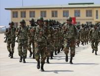 SOMALİ CUMHURBAŞKANI - Türk eğitim merkezi ilk mezunlarını verdi